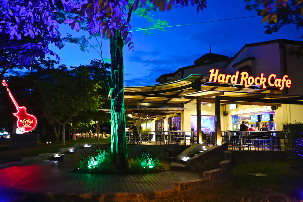 Hard Rock Cafe Playas del Coco Guanacaste Costa Rica