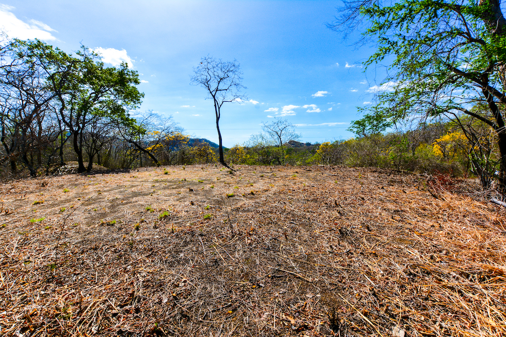 Lot 105 in Lomas del Mar gated community in Costa Rica