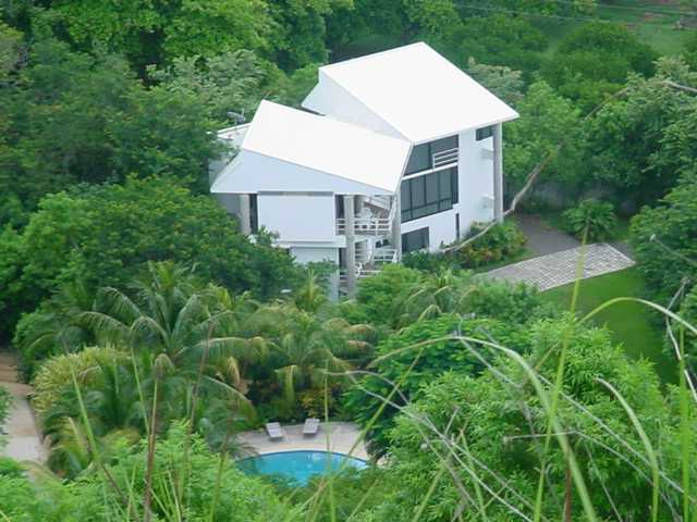 Luxury Costa Rica home in the foothills near Playa Hermosa Costa Rica