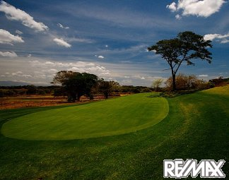 Green at Vista Ridge Country Club in Papagayo region of Costa Rica