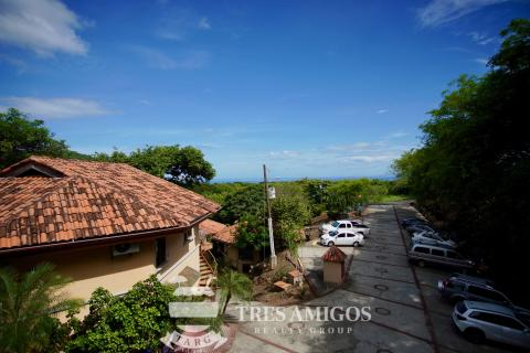 View from Hermosa Heights 32 home in Costa Rica